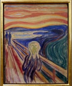 Munchs skrik